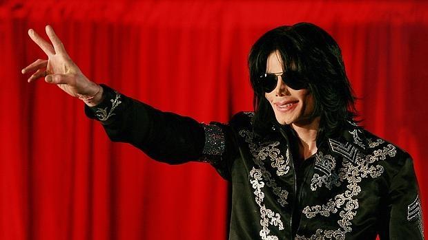 Los hijos de Michael Jackson, en una imagen de archivo