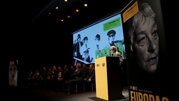 Alberto Anaut, presidente de PhotoEspaña, presenta el festival