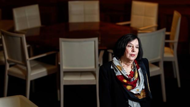 Luce López-Baralt, autora de «Asedios a lo indecible»