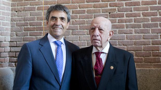 Victorino Martín padre e hijo, en Las Ventas