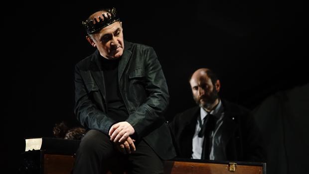Arturo Querejeta como «Ricardo III»