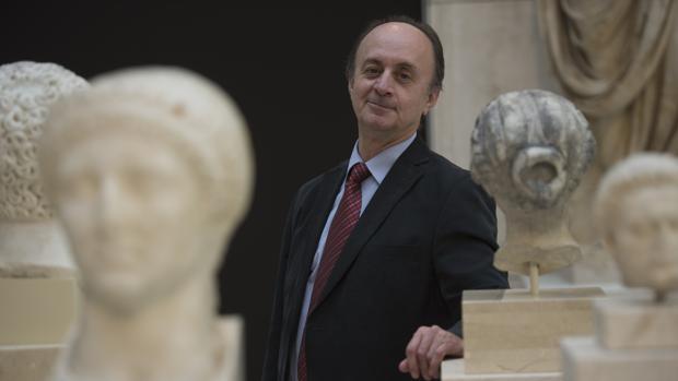 Andrés Carretero, director del Museo Arqueológico Nacional
