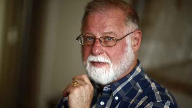 El escritor Alberto Manguel