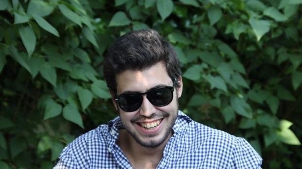 El selfie que Javier Aznar dedica a ABC Cultural