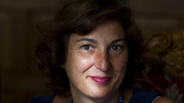 Pilar Fatás, directora del Museo de Altamira