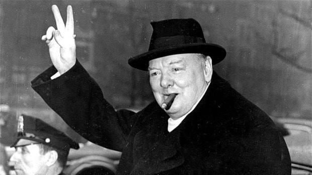 Winston Churchill es una de las figuras de las que se ocupa MacMillan en este ensayo