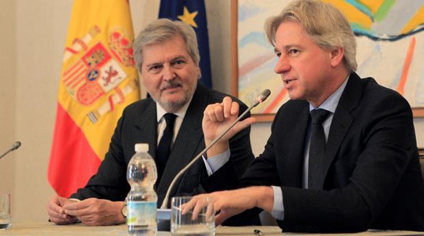 Méndez de Vigo y Boos anunciaron que España será país invitado en 2021