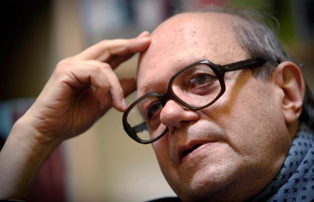 Pere Gimferrer, que ha obtenido hoy por mayoría el XIV premio Poesía Federico García Lorca