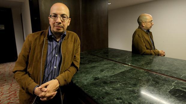 El escrior mexicano Jorge Volpi