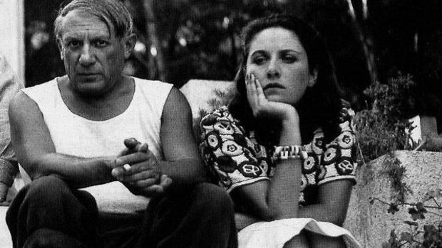 Pablo Picasso y Dora Maar