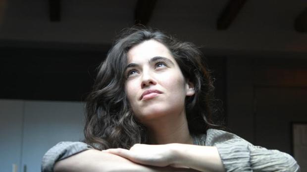 La cantante Silvia Pérez