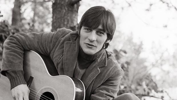 Gene Clark en los años setenta