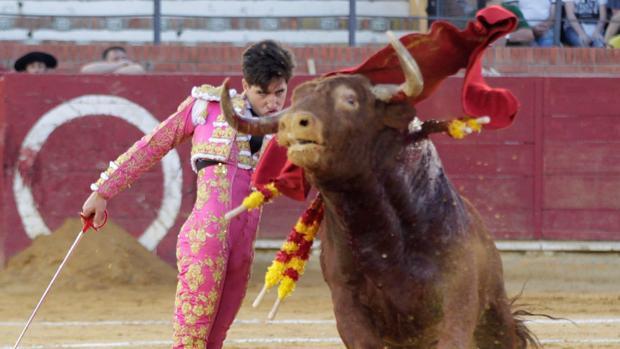 Álvaro Lorenzo, en Teruel
