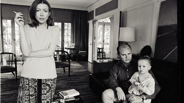 Imagen del documental «The Center Will Not Hold», dedicado a la periodista y escritora Joan Didion