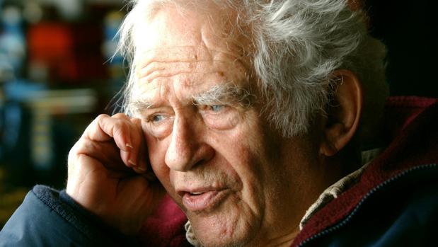 Norman Mailer en 2003