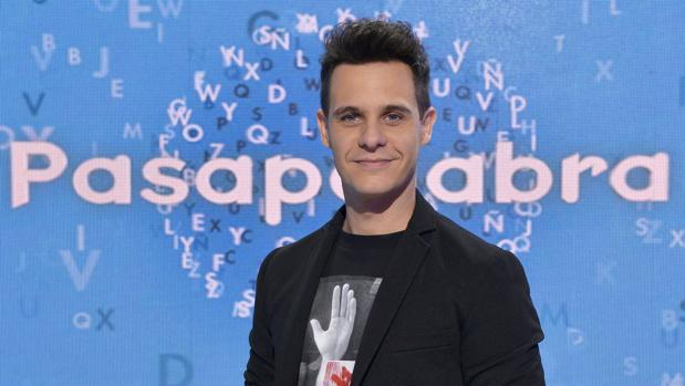 El presentador de televisión Christian Gálvez