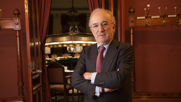 Muñoz Machado, en la Real Academia Española