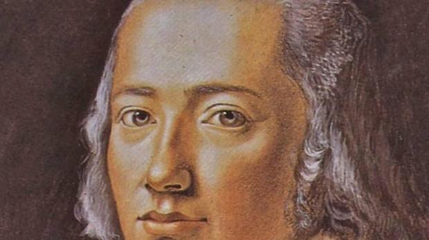 El poeta alemán Hölderlin nació en 1770 y murió en 1843