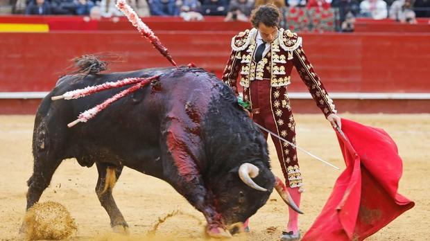 Finito de Córdoba pintó muuletazos como carteles de toros