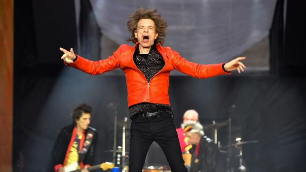 El cantante de los Rolling Stones, MIck Jagger en junio de 2018