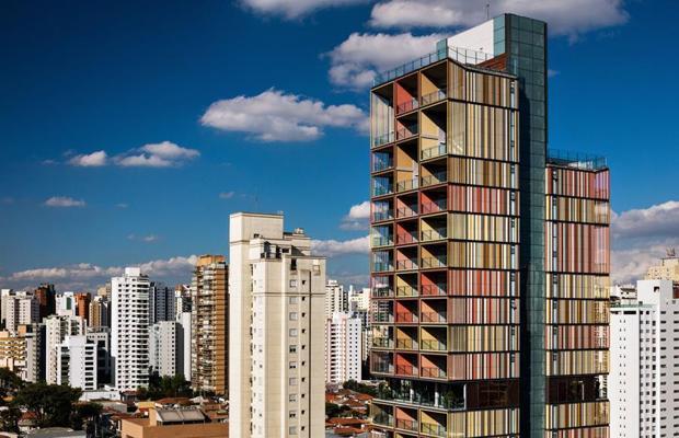 Torre Itaim de b720 Fermín Vázquez Arquitectos