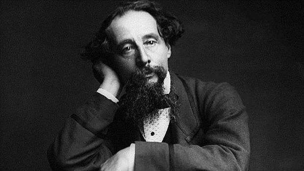 Charles Dickens, autor de «Oliver Twist»