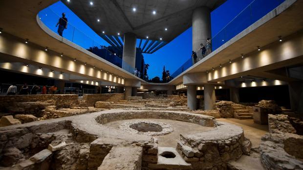 El tesoro arqueológico que se muestra en el Museo de la Acrópolis