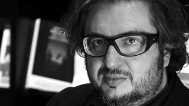 El escritor Julián Rodríguez Marcos