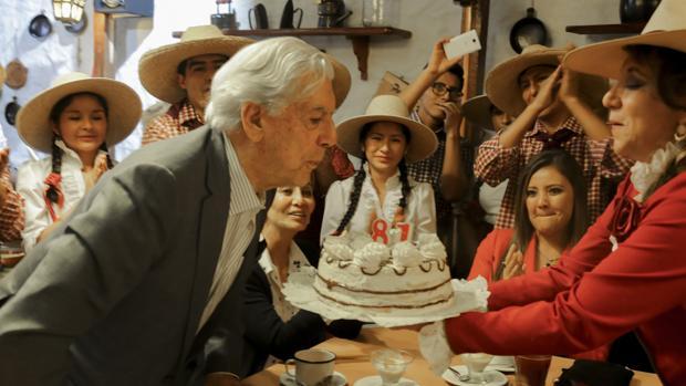 Arequipa es la ciudad natal del escritor Mario Vargas Llosa