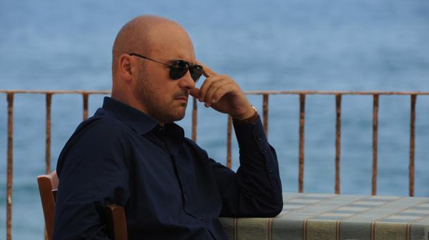El actor Luca Zingaretti, que da vida al policía Montalbano