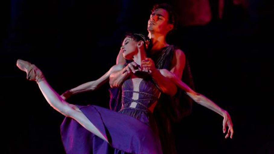 Lucía Lacarra y Víctor Ullate sacan a bailar a la heroína clásica: Antígona