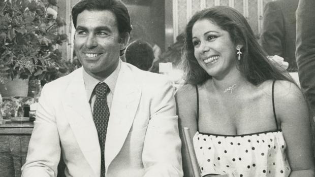 Paquirri e Isabel Pantoja