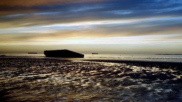 Imagen de la serie «Les rivages du débarquement», de Eduardo Nave