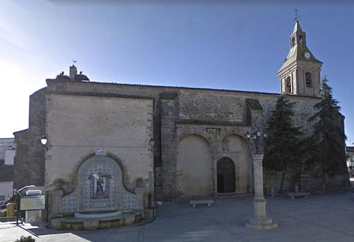 Iglesia de Santiago Apóstol de Peraleda de la Mata