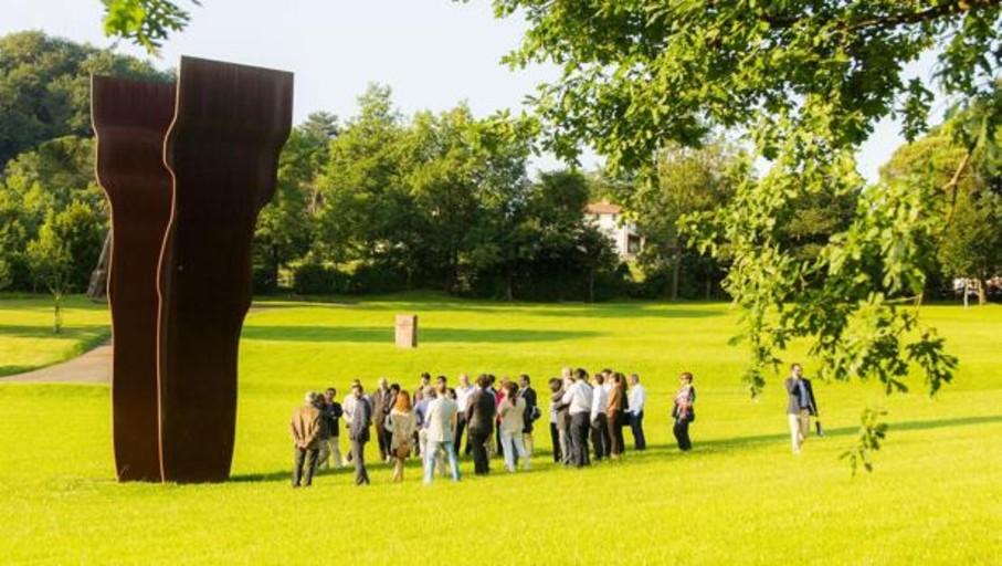 El museo Chillida Leku, uno de los 100 mejores lugares del año según Time