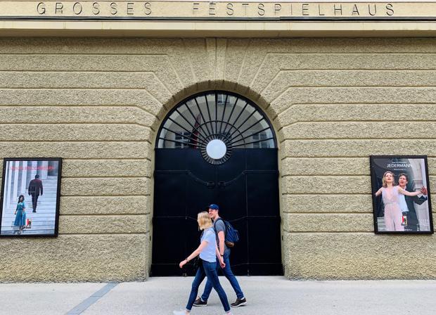 El Festival de Salzburgo es uno de los escenarios más queridos por Plácido Domingo