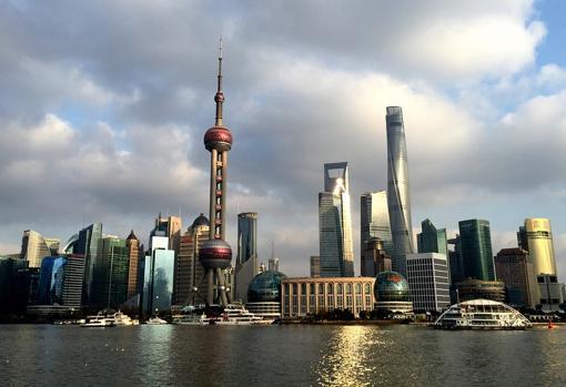 Torre de Shanghai