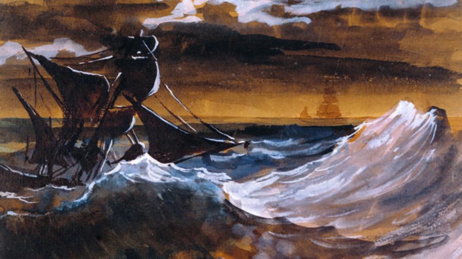 Epopeyas marinas contadas y dibujadas