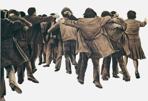 «El abrazo» (1976)