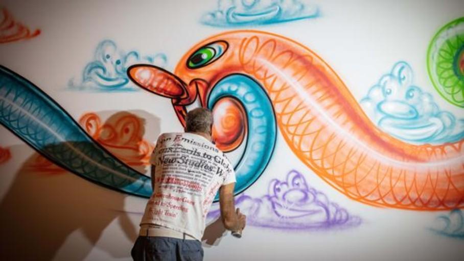 Una «revolución» artística en Ibiza