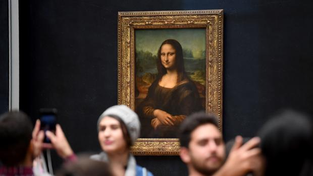 La Gioconda, de Leonardo da Vinci, de nuevo en la sala de los Estados