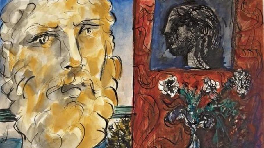 Lluvia de millones por Picasso en Nueva York