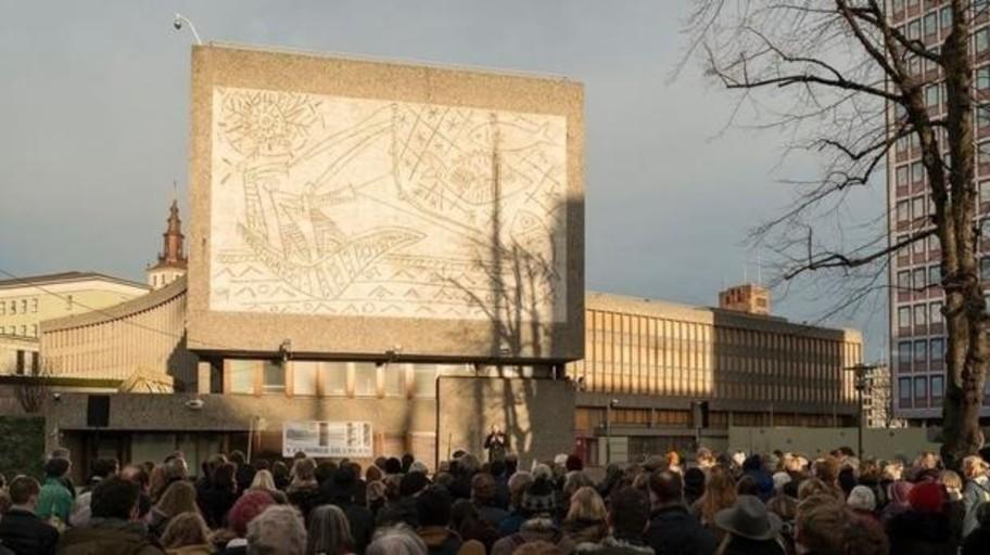 Noruega se moviliza para salvar los murales de Picasso