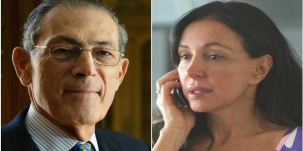 Esther Koplowitz y Philippe de Montebello, VI premios Iberoamericanos de Mecenazgo