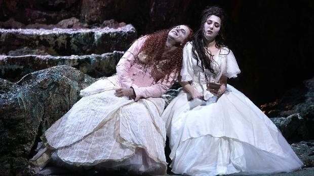 Ópera a puerta cerrada en el Teatro Real