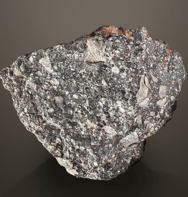 El trozo de Luna, de unos 13,5 kilos, a subasta por 2,26 millones de euros