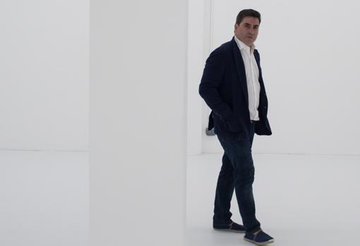 Miguel Ángel Sánchez, director de ADN, en Barcelona