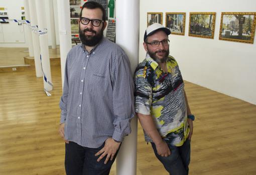 Sergio Bang et Goyo Villasevil, directeurs de Swinton & Grant