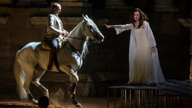 El Festival de Teatro de Mérida se celebrará del 22 de julio al 23 de agosto