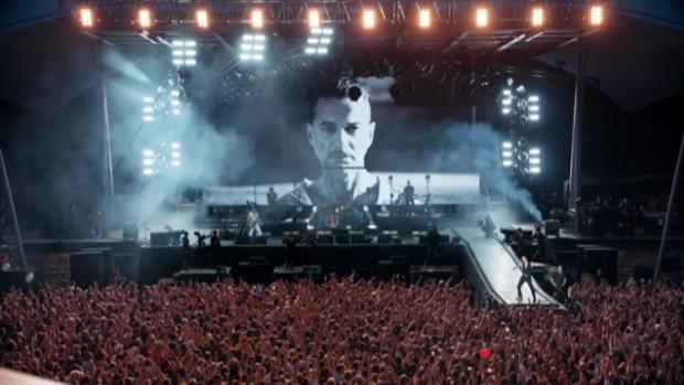 Depeche Mode emite gratis su icónico concierto «Live Spirits» de Berlín